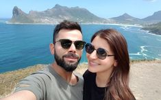 Virat Kohli and Anushka Sharma have a special message for New Year