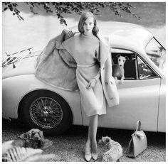 giovane madre anni '50