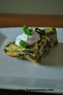 Vegan Green Frittata
