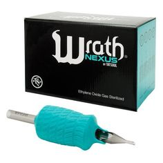 TATSoul Wrath Nexus Disposable Tattoo Needle Tube Grips 1