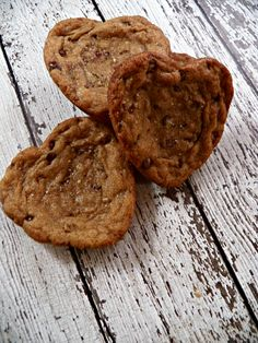 Salted Bacon Chocolate Chip Cookies