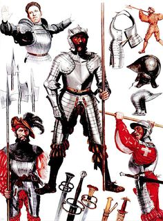 Landsknecht: Arms and Armour
