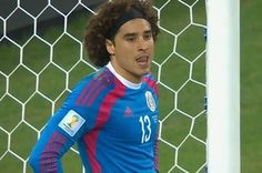 Goalkeeper Guillermo Ochoa Just Saved Mexico Lots Of Tears