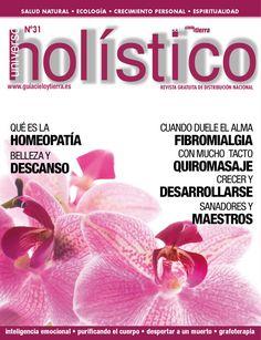Universo Holístico 31 Revista Gratuita de Terapias Alternativas
