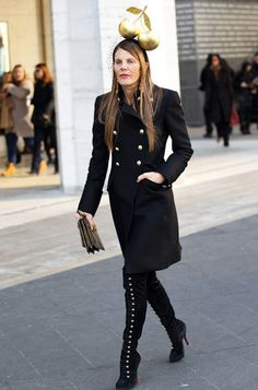 Style Tips by MM: STYLE ICON: ANNA DELLO RUSSO
