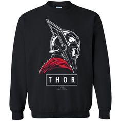 Marvel Thor Ragnarok God of Tonal Street View T-Shirt Gildan Crewneck Pullover Sweatshirt 8 oz. Earl Sweatshirt, Graphic Sweatshirt, Marvel Clothes, Direct To Garment Printer, Hoodies, Sweatshirts, Thor, Avengers, Shirt Designs