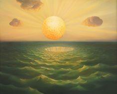 Vladimir Kush - where-the-sun-goes [783]