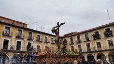 Cristo de la Agonía, Procesión de los Pasos #leonesp #semanasanta #ssantaleon16