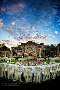 Our Chiavaris at a Bella Collina wedding! photo courtesy of Castaldo Studios www.castaldostudio.com