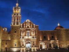 THE BACKPACKING : ARCHITECTURE OF MONUMENTAL SOMBRERETE, ZACATECAS