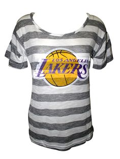 LA Lakers Ladies Apparel.