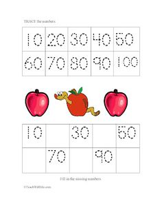 Classroom Freebies: Monthly Skip Counting Activities