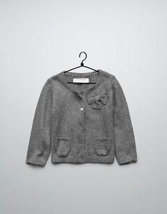 ZARA - Jacket with bow