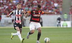 Nos bastidores o Flamengo já planejar 2017, e a lateral esquerda é um setor que precisa ser reforçado com a possível venda de Jorge.