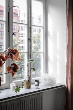 Look outside, duvet days snuggling away from the cold Duvet Day, Interior Styling, Interior Design, Window Sill, Office Interiors, Luxury Living, Decoration, Interior Inspiration, Beautiful Homes