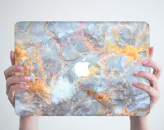 Marble Macbook Case, Marble Case, Gold Marble, White Marble, Macbook Pro 13, Macbook Air 13 Case, Macbook Skin, Coque Mac, Laptop Covers