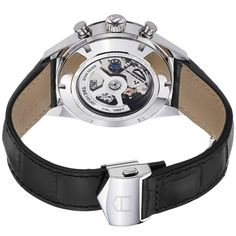Tag Heuer Carrera Men's Automatic Chronograph Watch CAR2012.FC6235 top men watches TAG Heuer