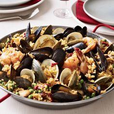 Paella Valenciana | Food & Wine