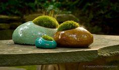 "splendiferoushoney: "" by moss and stone gardens """