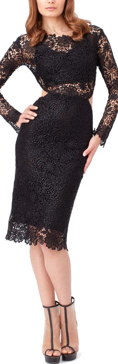 Maria Lucia Hohan ● FW 2013-14 Now this is Lace!