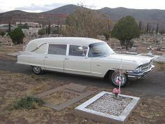 1962 Cadillac Hearse