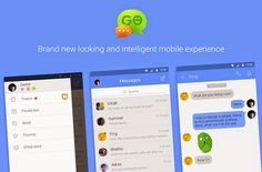 GO SMS Pro Premium Apk 6.29 Unlocked +Plugins | Best SMS Management App - APK 4 Phone | Must-Have Android Apps | A4P
