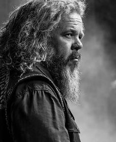 MARK BOONE JUNIOR as Robert 'Bobby' Munson - Sons of Anarchy | Season 7 Premiere September 9 | 10pm | FX Networks
