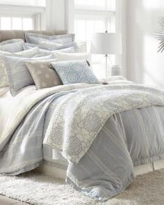 3 Piece Boathouse Stripe Comforter Collection