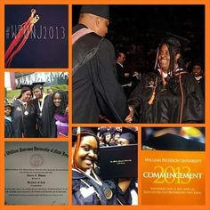 It's been 3 whole years and I still can't believe that i'm a college graduate! #wpunj #collegdgrad #classof2013