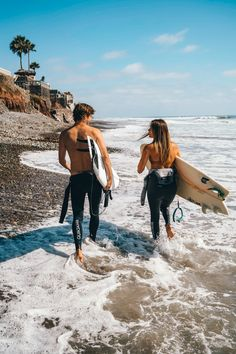 The beaches are fabulous in Baja #travel #baja #california #rosarito #thingstodoin #beaches #surfing #roadtrip Beach Aesthetic, Summer Aesthetic, Surfergirl Style, Surfing Pictures, Couple Beach, Couples At The Beach, Femmes Les Plus Sexy, Relationship Goals Pictures, Photo Couple
