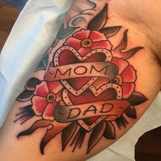 Tattoo Maze - A wonderful place for all things Tattoo's Free House Plans, Mom Tattoos, Mother And Father, Flower Tattoos, Mom And Dad, Dads, California, Surrealism, Image