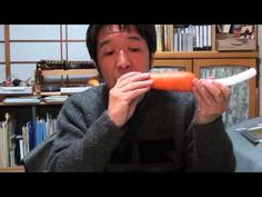 Aura Lee:Carrot slide whistle