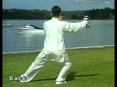 Tai Chi - Detailed instructions of the 24 forms (part 7)