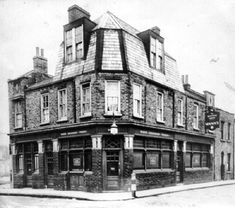 Bonner Arms, Bonner Street, Bethnal Green, London