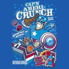 Gotta get that crunch