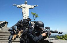 PMERJ Polícia Militar Estado Rio de Janeiro BOPE (Brasil).
