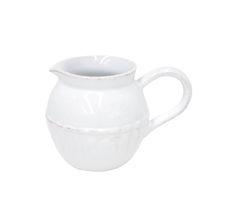 COSTA NOVA Alentejo collection. Creamer. White.