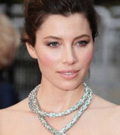 Want to look like Jessica Biel? Video tutorial for brides-to-be from her make-up artist Lisa Eldridge shows you how