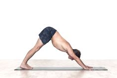 Down dog - Ardo Mukha Svanasana (www. Asana, Yoga, Yoga Sayings