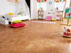 Kork Gulvet med naturlig komfort - Floor Factory