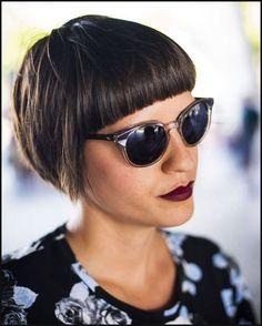 Spring Summer 2018 Einfache kurze Frisuren für feines Haar (10 ... | Einfache Frisuren
