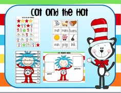 The Teacher Tattles: Cat in the Hat