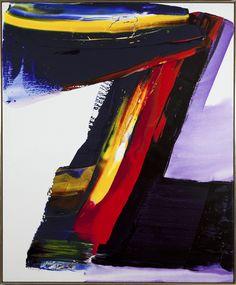 nearlya...by Paul Jenkins       Paul Jenkins, Phenomena Prism Wind Anvil, 1983