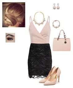 """Untitled #226"" by fearless-dreamer09 ❤ liked on Polyvore featuring MICHAEL Michael Kors, Rupert Sanderson, Givenchy and Forever 21"