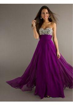 A-line Sweetheart Sleeveless Chiffon Fuchsia Prom Dress With Rhinestone #FM612 - See more at: http://www.victoriasdress.com/prom-dresses/2014-prom-season.html?p=6#sthash.TMFU66Sp.dpuf