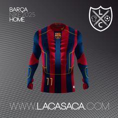 Nike 2025 Fantasy Kits - Barça Home