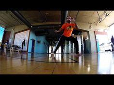 Capoeira morning workout - YouTube