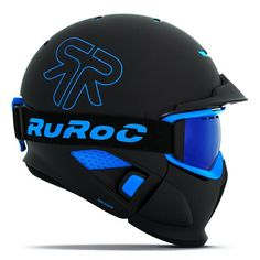 RUROC RG1-DX BLACK ICE - $370