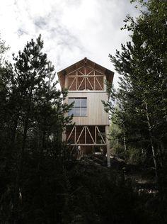 Gallery of Bergaliv Landscape Hotel / Hanna Michelson - 16