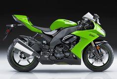 Kawasaki ZX10R (2008)